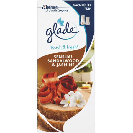 Glade Touch & Fresh Nachfüllung Sandelholz