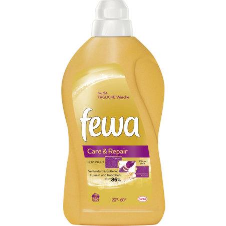 Fewa Care & Repair Flüssigwaschmittel 25 Waschgänge