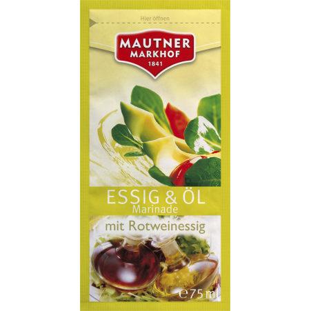 MAUTNER MARKHOF Salatdressing Essig & Öl