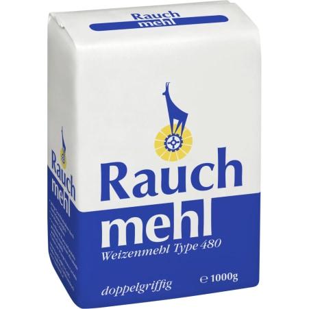 Rauch Mehl Weizenmehl doppelgriffig Type 480
