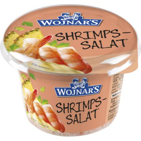 Wojnar`s Shrimps Salat