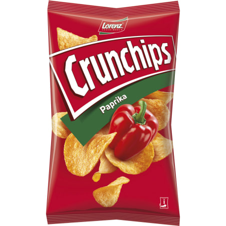 Crunchips Crunchips Paprika