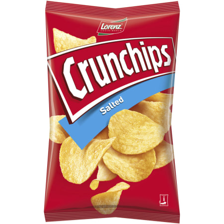 Crunchips Crunchips Salz