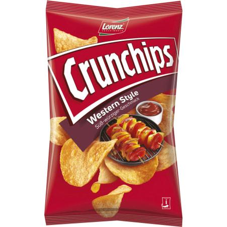 Crunchips Crunchips Western Style