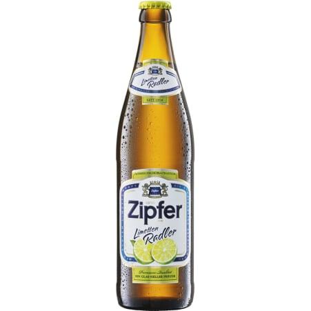 Zipfer Limettenradler 0,5 Liter Mehrweg-Flasche