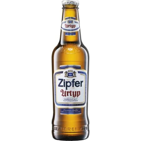 ZIPFER BIER Urtyp Einwegflasche