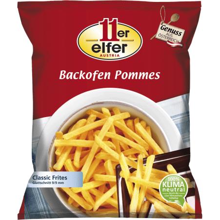 11er Backofen Pommes