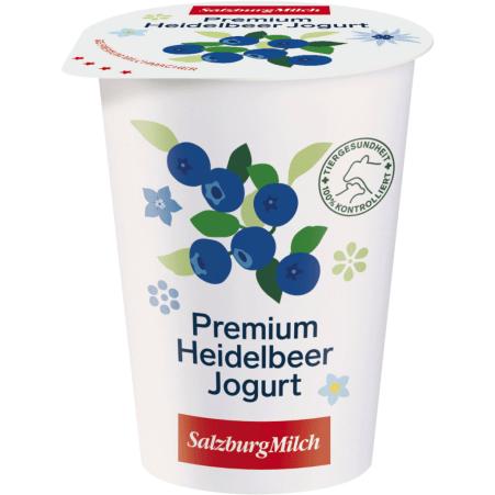 SalzburgMilch Premium Jogurt Heidelbeer