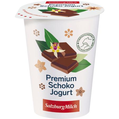 SalzburgMilch Premium Jogurt Schoko