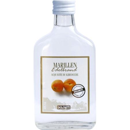 Dolomiti Marillen-Edelbrand 40% 0,2 Liter