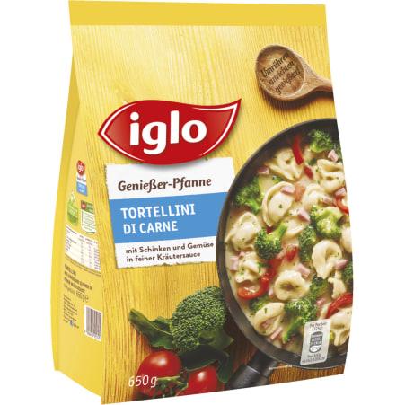 Iglo Genießerpfanne Tortellini di Carne