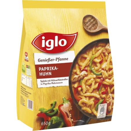 Iglo Genießerpfanne Paprika-Huhn