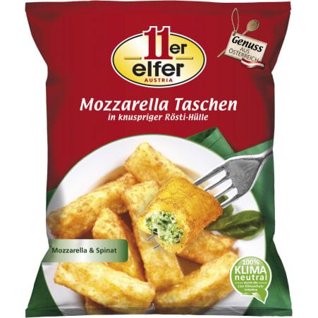 11er Mozzarella Taschen