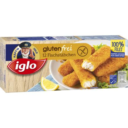 Iglo Fischstäbchen glutenfrei MSC