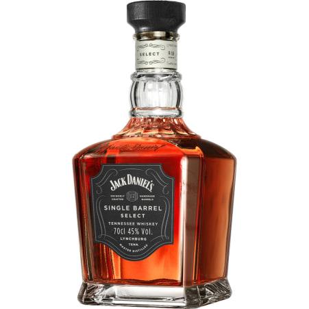 JACK DANIEL'S Single Barrel 45%