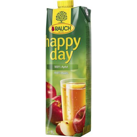 Rauch Happy Day Apfelsaft gespritzt 1,0 Liter