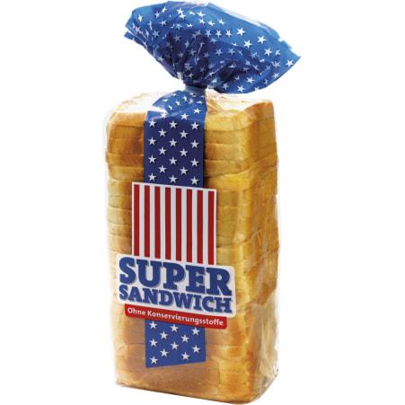 Bäckerland Super Soft Toastbrot