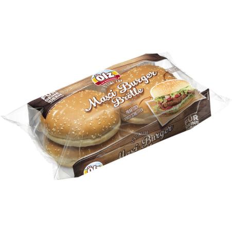 Rudolf Ölz Meisterbäcker GmbH & Co KG Maxi Burger Brötle