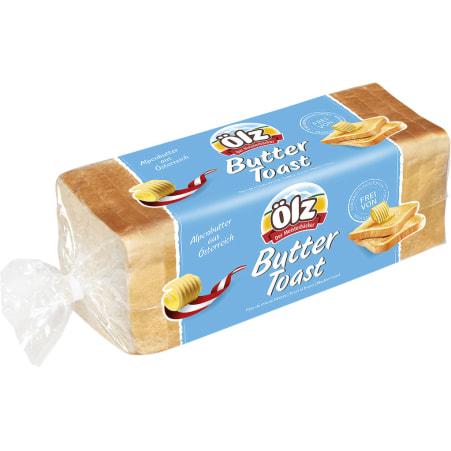 Rudolf Ölz Meisterbäcker GmbH & Co KG Butter Toast 500 gr