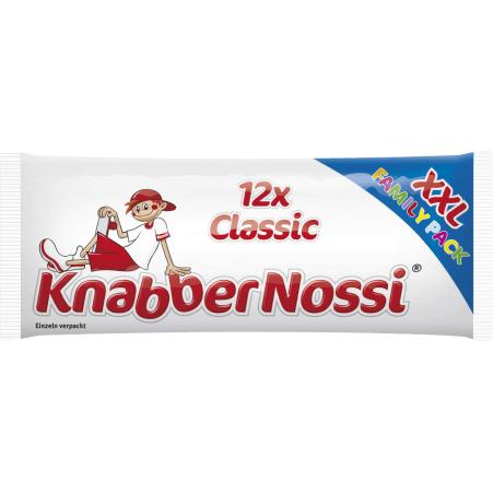 Knabber Nossi Classic 12er-Packung