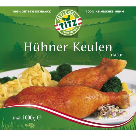 Titz Hühner Keulen