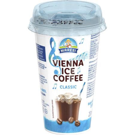 Maresi Vienna Ice Coffee Classic 0,23 Liter