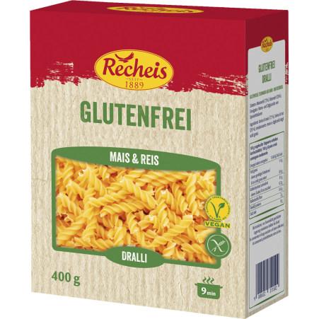 Recheis Glutenfrei Mais & Reis Dralli