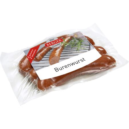 Berger Burenwurst 3er-Packung