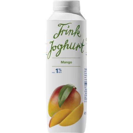Vorarlberg Milch Vorarlberger Trinkjoghurt Mango