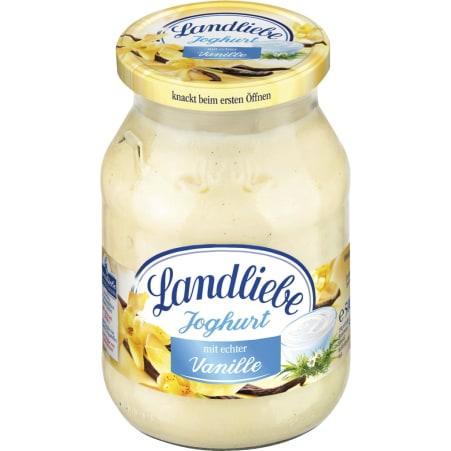 LANDLIEBE Joghurt mit Vanille