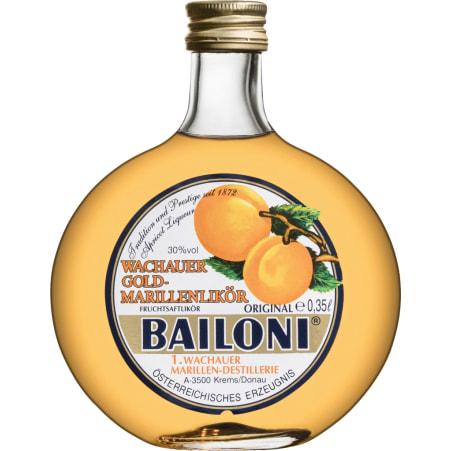 Bailoni Wachauer Gold-Marillenlikör 30%