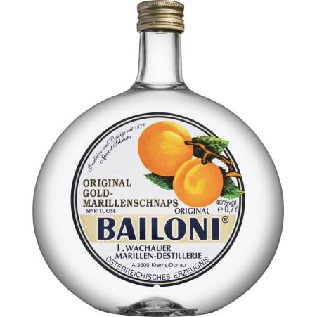 Bailoni Gold-Marillenschnaps 40%