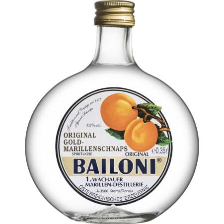 Bailoni Marillenschnaps 40%