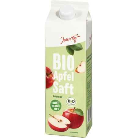 Jeden Tag Bio Apfelsaft 1,0 Liter