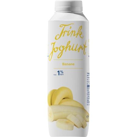 Vorarlberg Milch Vorarlberger Trinkjoghurt Banane