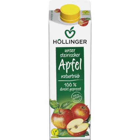 Höllinger Steirischer Apfelsaft 1,0 Liter