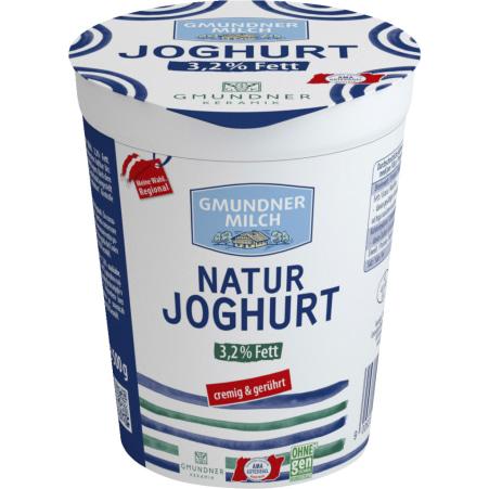 Gmundner Milch Naturjoghurt 0,1%
