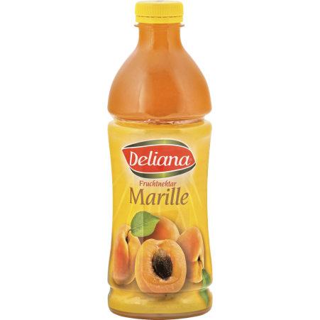 Delivita Marillennektar 1,0 Liter