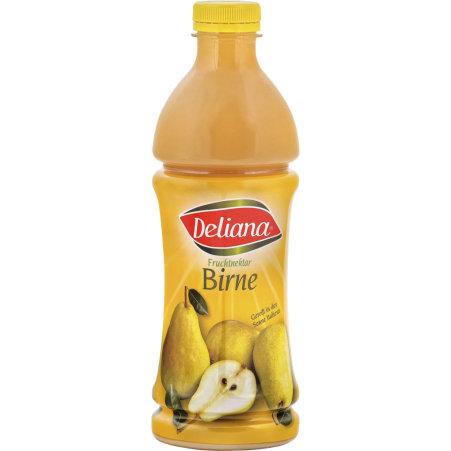 Deliana Birnennektar 1,0 Liter