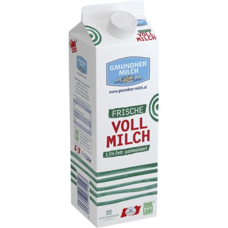 Gmundner Milch Frische Vollmilch 3,5%
