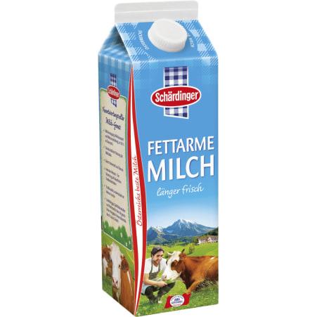 Schärdinger Fettarme Milch länger frisch 1,5%