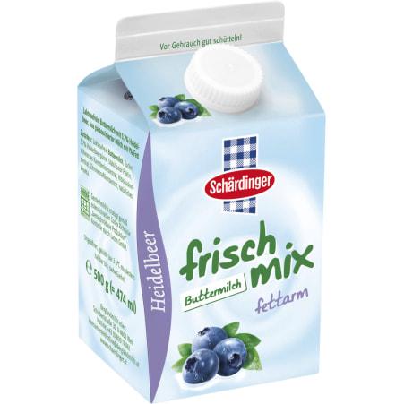 Schärdinger Frisch Mix Buttermilch Heidelbeer