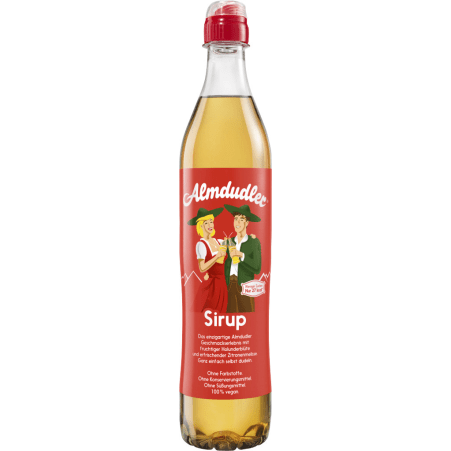 Almdudler Sirup Almkräuter 0,7 Liter