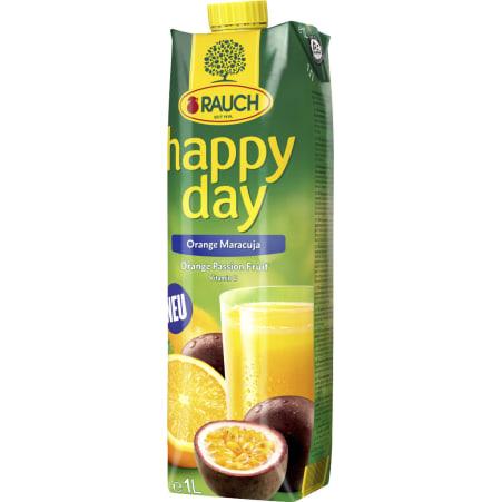 Rauch Happy Day Orange-Maracuja 1,0 Liter