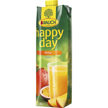 Rauch Happy Day Mango 1,0 Liter