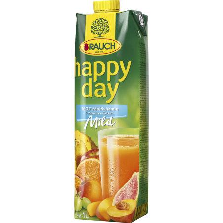 Rauch Happy Day Multivitamin mild 1,0 Liter