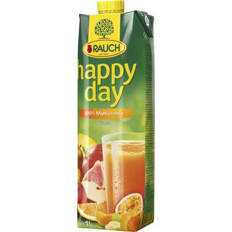 Rauch Happy Day Multivitamin 1,0 Liter
