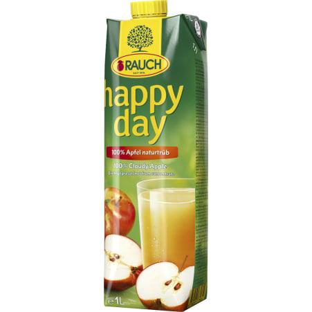 Rauch Happy Day Apfel naturtrüb 1,0 Liter
