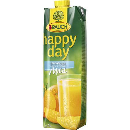 Rauch Happy Day Orange mild 1,0 Liter