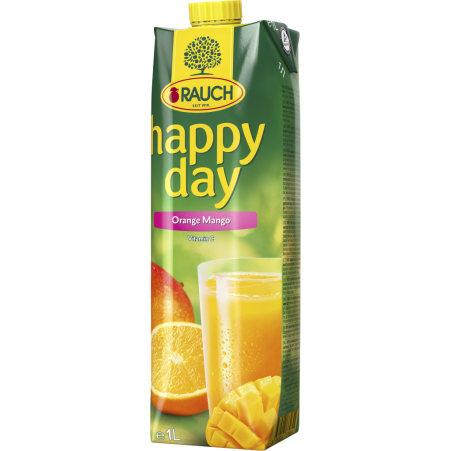 Rauch Happy Day Orange-Mango 1,0 Liter